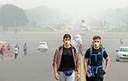 Delhi smog: Prepare for breathless days coming week too