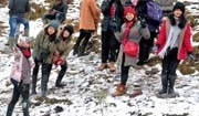 Delhiites heading towards hills to seek 'cold comfort'
