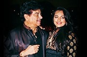 Sonakshi and Shatrughan Sinha to promote