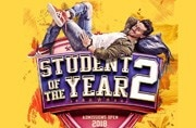 Student Of The Year 2 poster: Tiger Shroff is back to college, but where are his leading ladies?