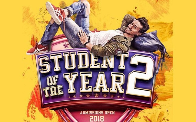 Poster of Student Of The Year 2