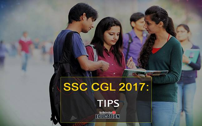 Tips to prepare for SSC CGL 2017