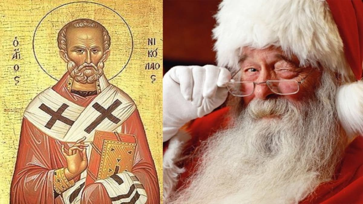 From St Nicholas to Santa Claus: How a 4th century Greek Bishop transformed into the Christmas icon after 1500 years - Education Today News