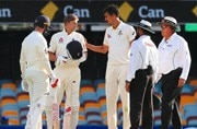 The Ashes: England tail can expect more unfriendly fire, warns Mitchell Starc