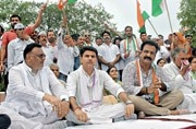 Ahead of Rajasthan election, BJP, Congress pull out all stops for Ajmer, Alwar, Mandalgarh bypolls