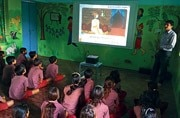 In Maharashtra, an e-learning initiative that is transforming rural schools