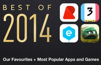 Top 10 iPhone apps of 2014