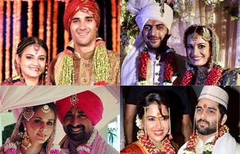 Yearender 2014: Bollywood actors who got hitched this year