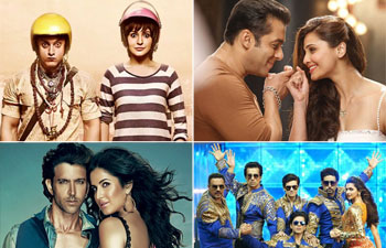Yearender 2014: From PK to Happy New Year, biggest grosser of the year
