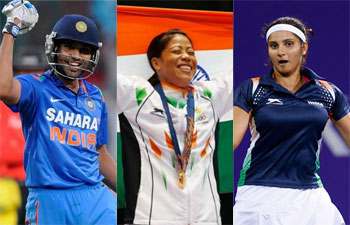 Yearender 2014: India's proud moments in sports