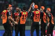 Sunrisers Hyderabad beat Pune Supergiants to go top