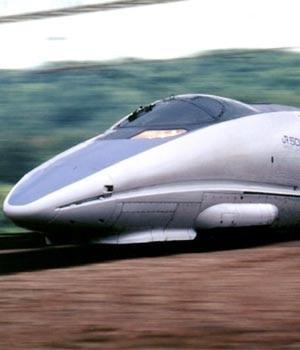 Japenese Bullet train