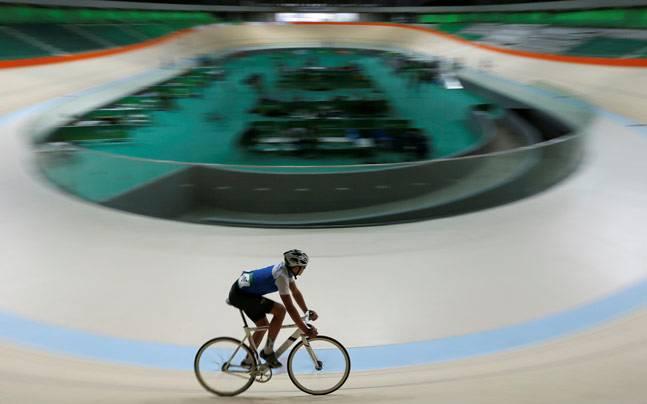 Cycling Rio Olympics