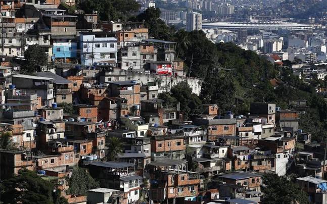 Rio Diary: Life inside the scenic favela