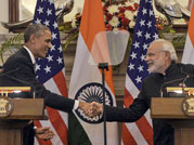 Narendra Modi: US a natural partner