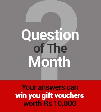IT Woman question of the month