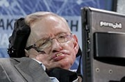 Stephen Hawking says Earth will turn into a fireball by 2600