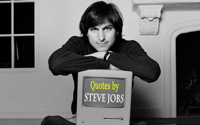 10 Inspirational Quotes By Steve Jobs To Make You Reach Higher Education Today News