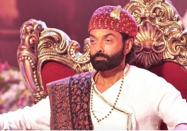Bobby Deol as Baba Nirala in Aashram