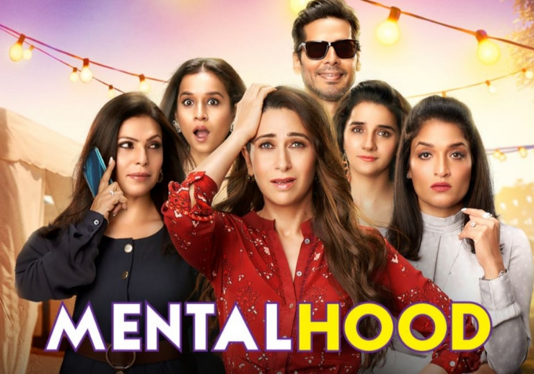 Mentalhood is about the daily struggles of every mother and their personal coping mechanism for it.