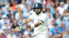 India vs England, 3rd Test at Nottingham