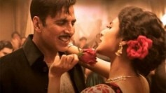 Gold Movie Review: Akshay Kumar and Mouni Roy in a still from the film