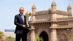 MS Dhoni led India to World Cup glory in 2011 (Reuters Photo)
