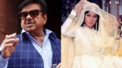 Shatrughan Sinha and Meena Kumari worked together in film Mere Apne.