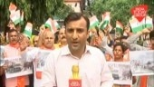 Dogra outfit staged protest in Jammu