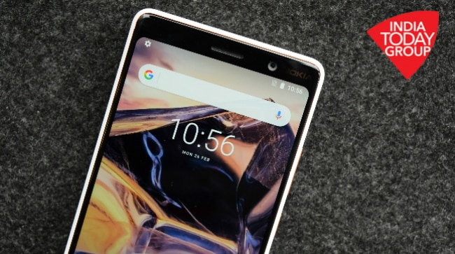 Nokia 7 Plus: A closer look in pictures