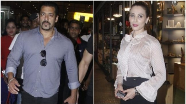 Salman Khan and Iulia Vantur returned to Mumbai together after their Jaipur trip