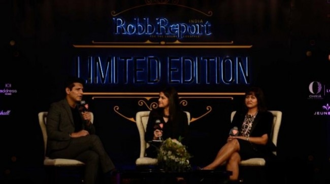Devita Saraf in conversation with Rajeev Makhni
