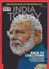 India Today August 27, 2018. Mood of The Nation issue