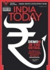 India Today September 17, 2018 cover