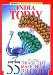 India Today Magazine Issue - Dated Aug 19, 2002