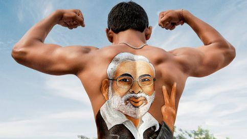 Poster of Narendra Modi