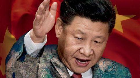 Chinese President Xi Jinping. Photo illustration by Bandeep Singh. Digital imaging by Amarjeet Singh Nagi