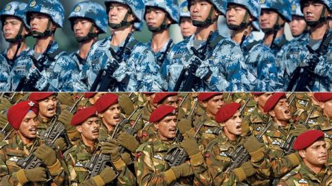 Tensions rise as China steps up the rhetoric. How do we stack up militarily?