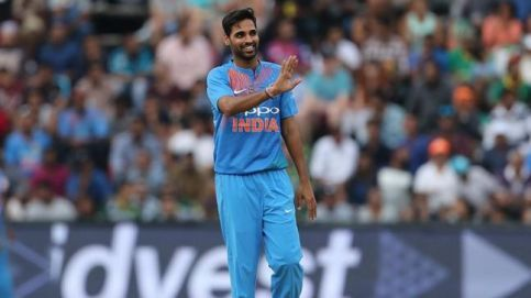 India vs South Africa, 1st T20I: Bhuvneshwar Kumar bagged his maiden five-wicket haul (BCCI Photo)