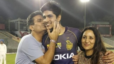 Shubman Gill found more success while opening for KKR during the second-half of IPL 2019