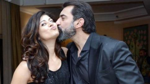 Nawab Shah and Pooja Batra