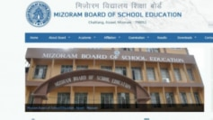 Mizoram Board MBSE DIET Exam Results 2017