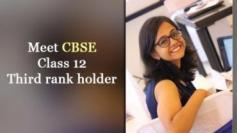 Chahat Bodraj scored 497 out of 500 in CBSE Class 12 board exams.