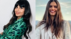 Jameela Jamil and Sara Sampaio get into a bitter Twitter feud Photo: Instagram