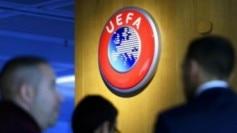 UEFA has urged European leagues not to cancel season.(Reuters Photo)