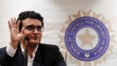 Sourav Ganguly celebrates his 48th birthday on Wednesday (Reuters Photo)