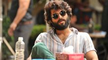 Vijay Deverakonda in Arjun Reddy