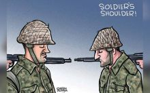 Mail Today cartoon