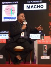 DP Duari at India Today Conclave East 2017