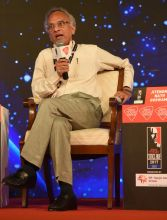 Jitendra Nath Goswami at India Today Conclave East 2017